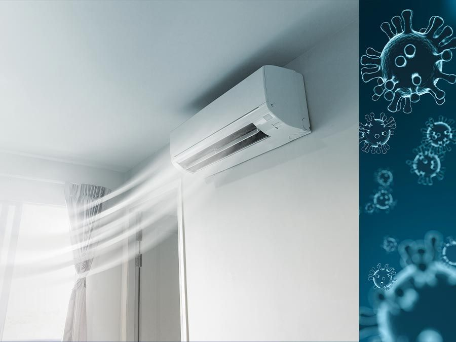 COVID-19: FAQ sobre uso do ar-condicionado