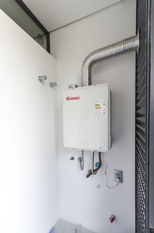 A falta da manutenção do aquecedor a gás