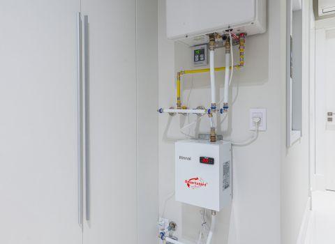 Cuidados na instalação do aquecedor a gás
