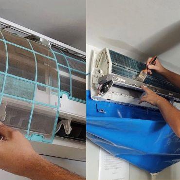 Limpeza de ar-condicionado: como fazer? Quando contratar?